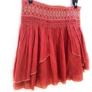 Free People Skirts - Free People Embroidered Skirt